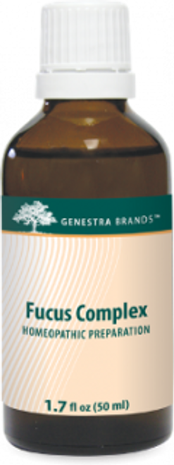 Genestra Fucus Complex 1.7 oz (50 ml)