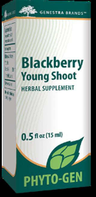 Genestra Blackberry Young Shoot 0.5 fl oz (15 ml)