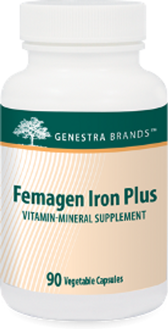 Genestra Femagen Iron Plus 90 capsules