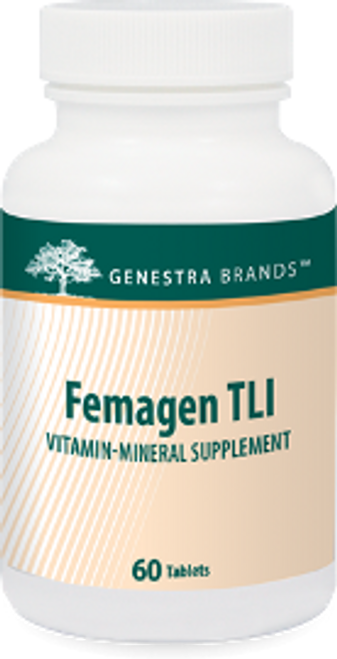 Genestra Femagen TLI 60 tablets