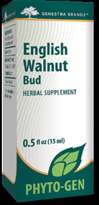 Genestra English Walnut bud 0.5 fl oz (15 ml)