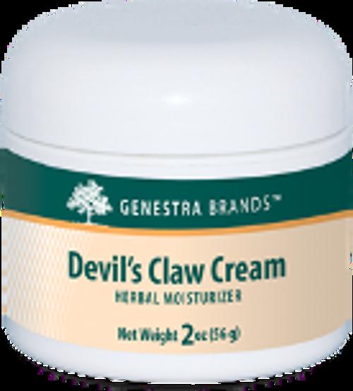 Genestra Devil's Claw Cream 2 oz (56 grams)