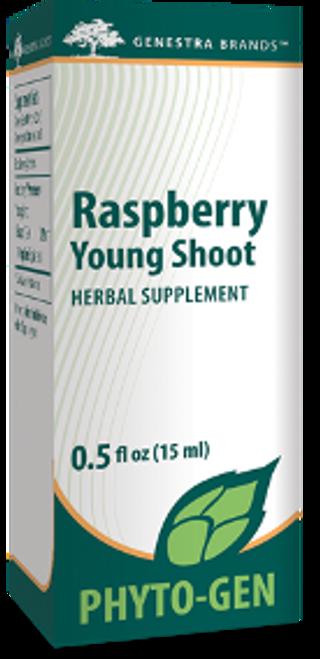 Genestra Raspberry Young Shoot 0.5 fl oz (15 ml)