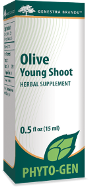 Genestra Olive Young Shoot 0.5 fl oz (15 ml)