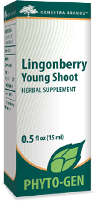 Genestra Lingonberry Young Shoot 0.5 fl oz (15 ml)