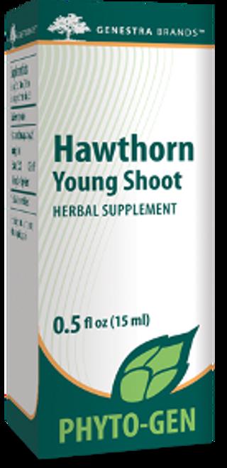 Genestra Hawthorn Young Shoot 0.5 fl oz (15 ml)