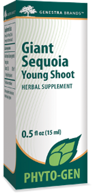 Genestra Giant Sequoia Young Shoot 0.5 fl oz (15 ml)
