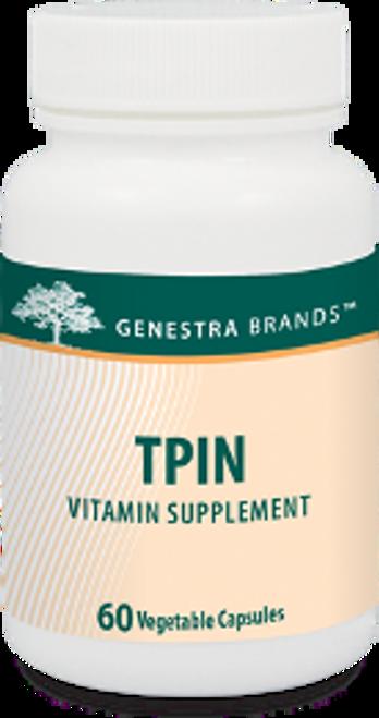 Genestra TPIN 60 Vegetable Capsules