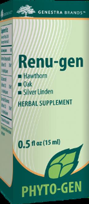 Genestra Renu-gen 0.5 fl oz (15 ml)
