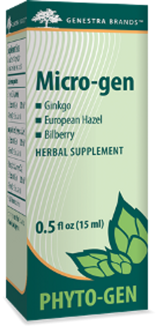 Genestra Micro-gen 0.5 fl oz (15 ml)