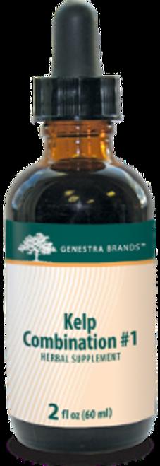 Genestra Kelp Combination #1 2 fl oz (60ml)