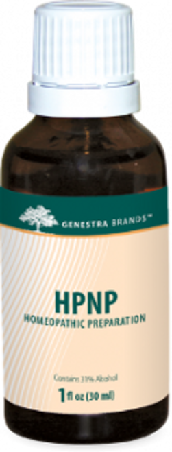 Genestra HPNP Pancreas Drops 1 fl oz (30 ml)