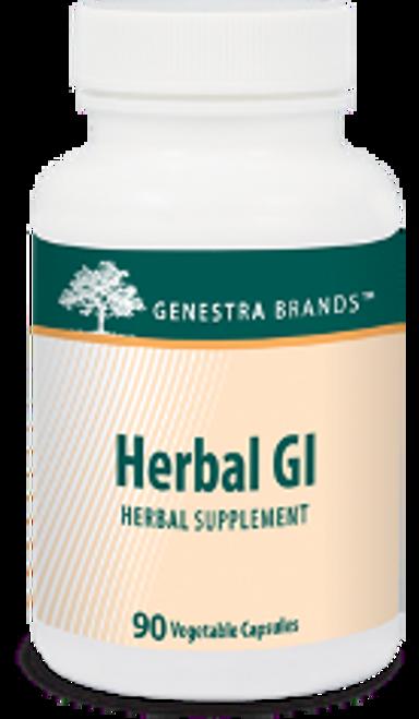 Genestra Herbal GI 90 Capsules
