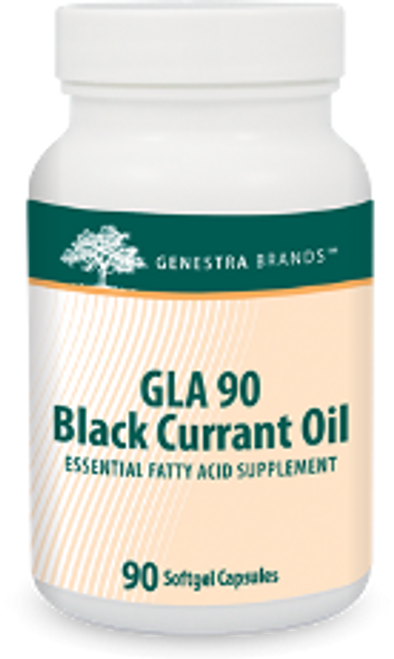 Genestra GLA 90 Black Currant Oil 90 capsules