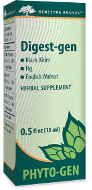Genestra Digest-gen 0.5 fl oz (15 ml)