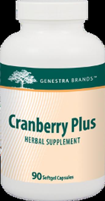 Genestra Cranberry Plus 90 Vegetable Capsules