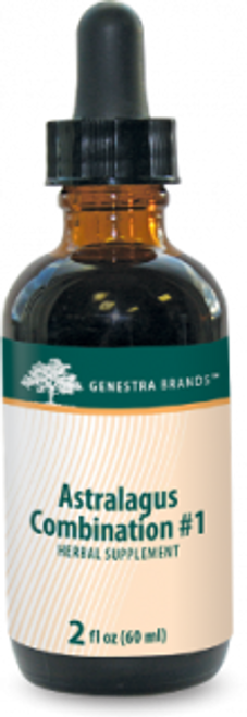 Genestra Astragalus Combination #1 2 fl oz (60 ml)