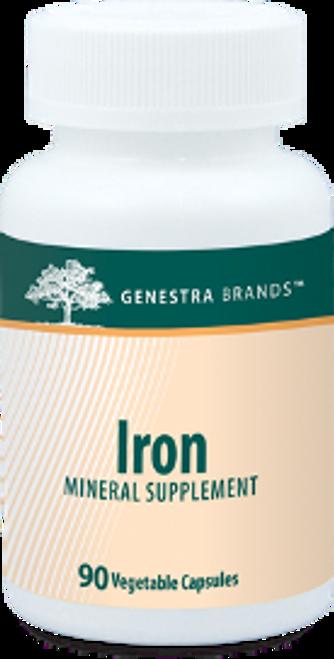 Genestra Iron 90 capsules