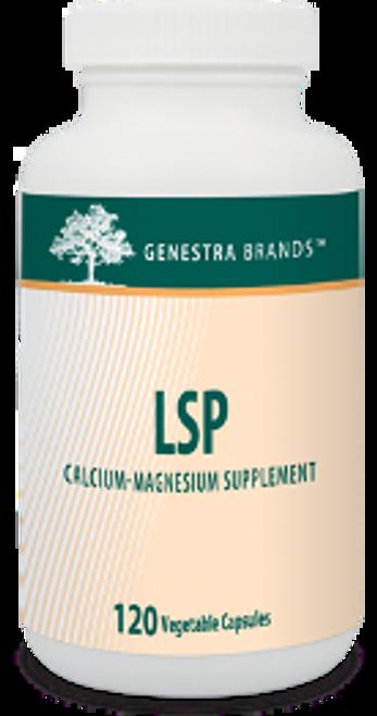 Genestra LSP 120 Vegetable Capsules