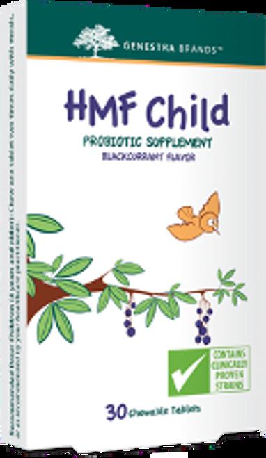 Genestra HMF Child 30 Chewable Tablets
