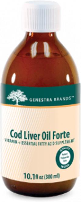 Genestra Cod Liver Oil Forte 10.1 fl oz (300 ml)