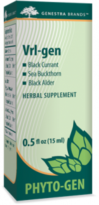Genestra Vrl-gen 0.5 fl oz (15 ml)