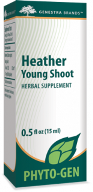 Genestra Heather Young Shoot 0.5 fl oz (15 ml)