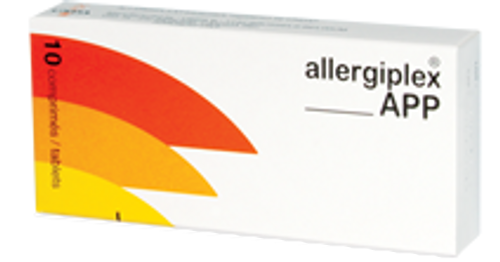 UNDA Allergiplex 10 tablets