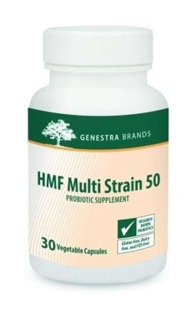 Genestra HMF Multi Strain 50 30 capsules