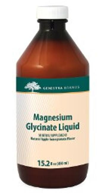 Genestra Magnesium Glycinate Liquid 15.2 fl oz (450 ml)