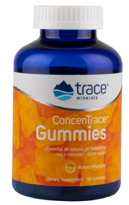 Trace Minerals Gummies 90 ct