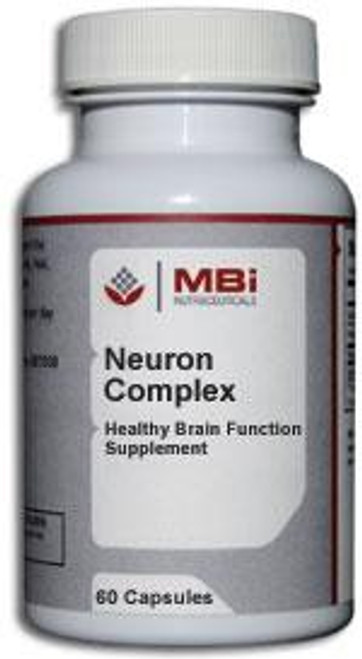 MBi Nutraceuticals Neuron Complex Glandular Tissue Concentrate 60 Capsules