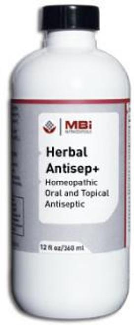 MBi Nutraceuticals Herbal Antisep+ 12 oz.