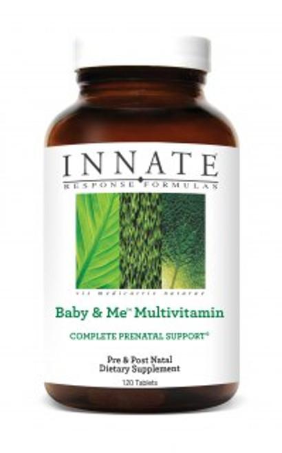 Innate Response Baby & Me Multivitamin 120 count Tablet