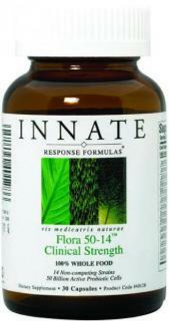 Innate Response Flora 50-14 Clinical Strength 120 Capsules