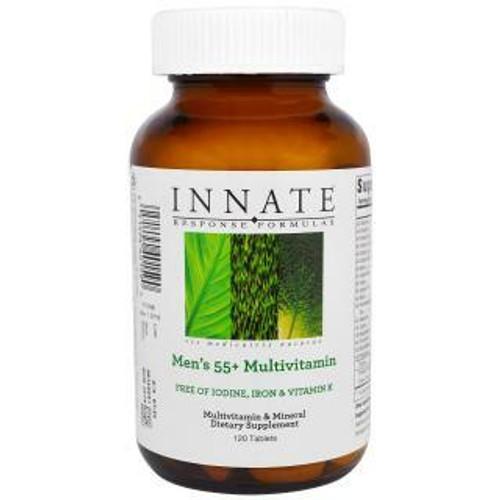 Innate Response Men over 55 Multivitamin 120 Tablets