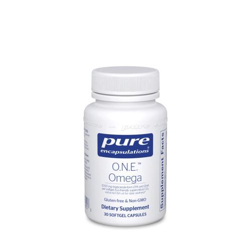 Pure Encapsulations O.N.E. Multivitamin 30 capsules
