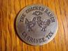 The Chicken Ranch Brothel Token