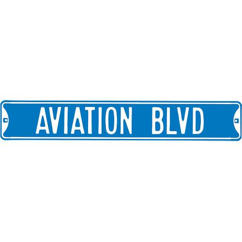 Aviation Blvd
