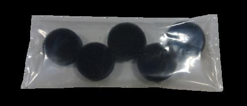 Foam intake filter, 5 pack