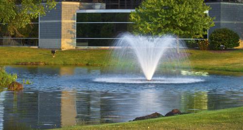 DA-20 1½ HP Fountain Aerator