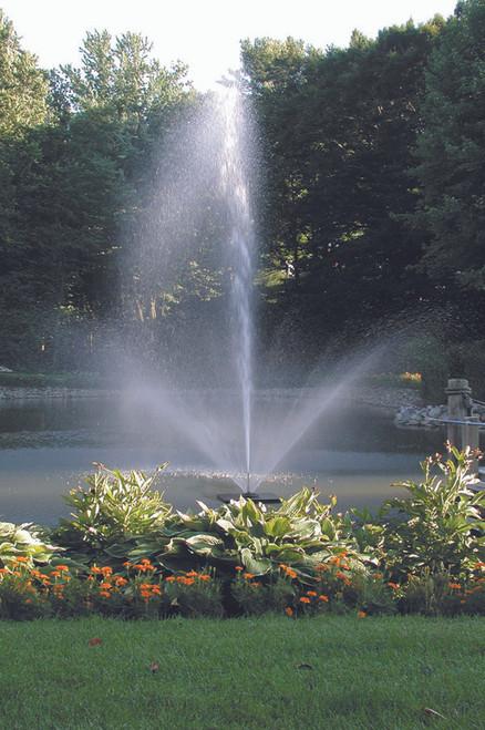 Skyward decorative fountain, ½ hp