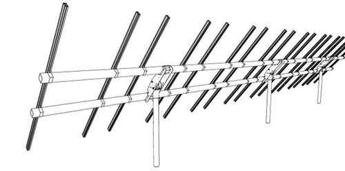 Adjustable ground mount for solar PV Array