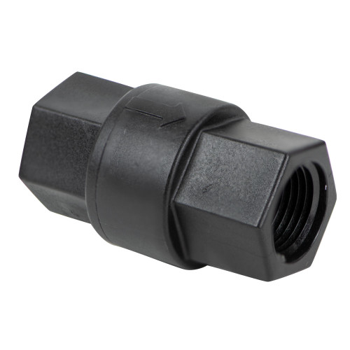 High-Flow, Low Back-Pressure Check Valve. Ideal for Pond and Lake Aeration Systems.
