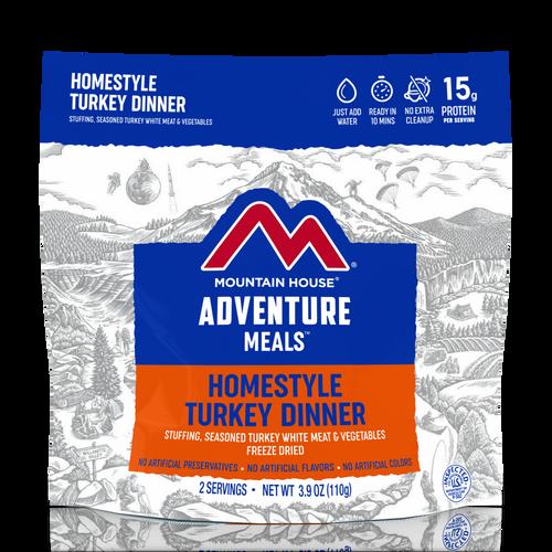 MH HOMESTYLE TURKEY DINNER