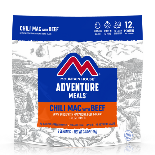 MH CHILI MAC WITH BEEF