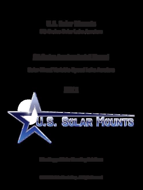 SD-Series Aerator Installation Manuals