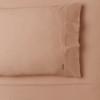 Nara Bamboo 400TC Clay Sheet Set by Linen House|