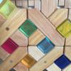 Bauspiel X-Shapes and Lucite Cubes
