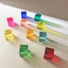 Acrylic Lucite Cubes 10 Piece Set | Bauspiel